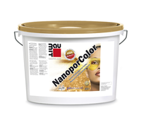 Baumit NanoporColor Image