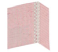 Baumit Profil Aluminiu de colț cu plasă (Baumit KantenSchutz mit Gewebe - Aluminium) Image