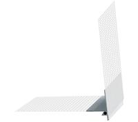 Baumit Profil pentru armarea muchiilor orizontale cu lăcrimar (Baumit TropfkantenProfil) Image