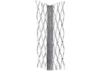 Baumit Profil de colț din tablă zincată- interior Image